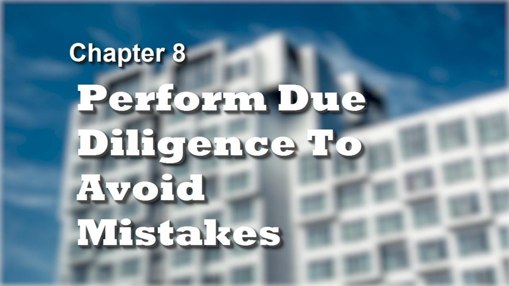 8 - Due Diligence